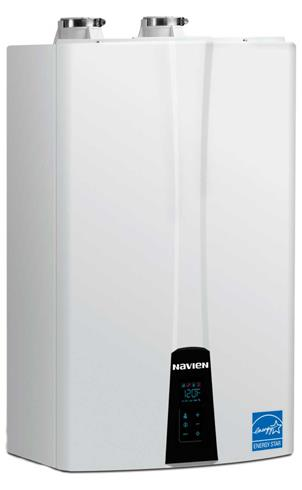 Tankless Water Heater Navien NPE180