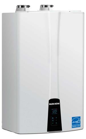 Tankless Water Heater Navien NPE180