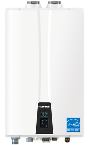 Tankless Water Heater Navien NPE240