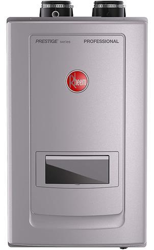 Tankless Water Heater RHEEM CRGTHRH11DVLN